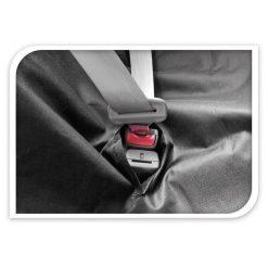 Autostoel beschermhoes detail