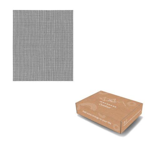 Barbecue mat in verpakking