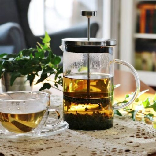 Cafetiere French Press Koffie sfeer