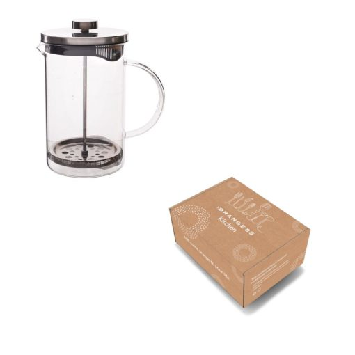 Cafetiere French Press Koffie in verpakking