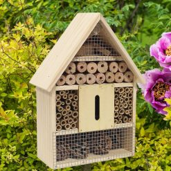 Orange85 Insectenhotel Huisje 30 cm 2