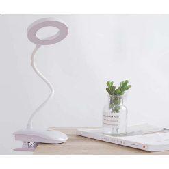 Klemlamp LED Sfeerfoto