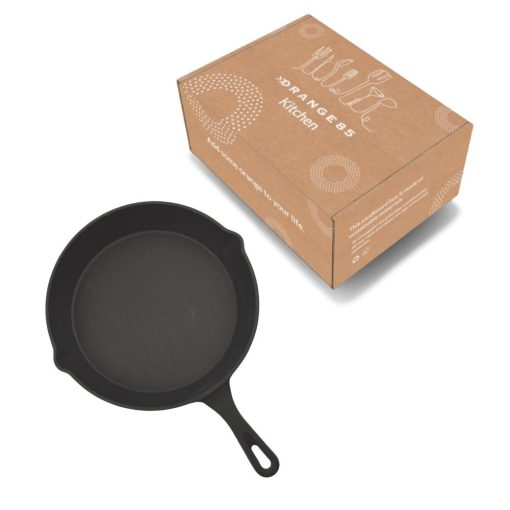 Gietijzeren Koekenpan 20 cm verpakking