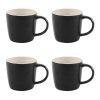 Koffiekopjes 280 ml vooraanzicht