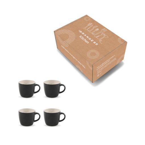 verpakking Koffiekopjes 4 stuks