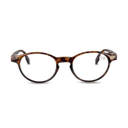 Orange85 Leesbril +1.00 Bruin 1_voor