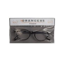 Orange85 Leesbril +1.00 Bruin 5_verpakking