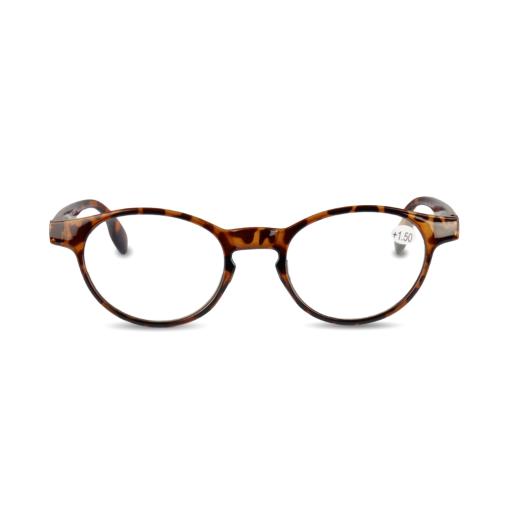 Orange85 Leesbril +1.50 Bruin 1_voor