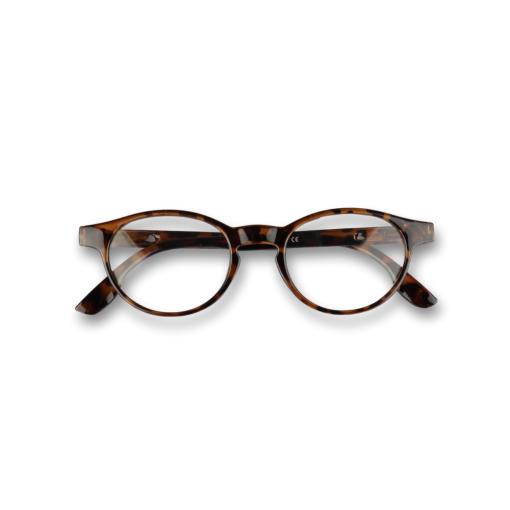 Orange85 Leesbril +1.50 Bruin 3detail
