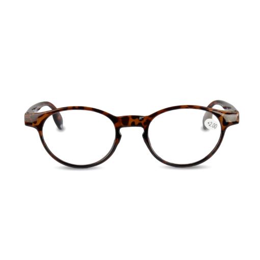 Orange85 Leesbril +2.00 Bruin 1_voor