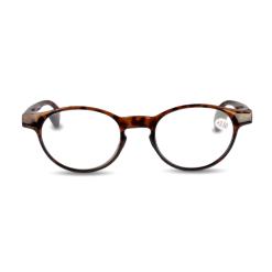 Orange85 Leesbril +3.50 Bruin 1_voor