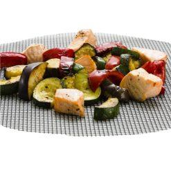 Barbecue mat sfeerbeeld