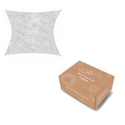 Schaduwdoek in verpakking