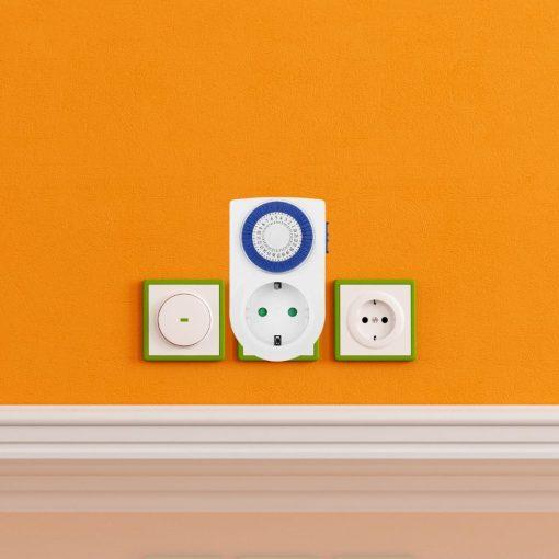 Orange85 Tijdschakelaar Stopcontact