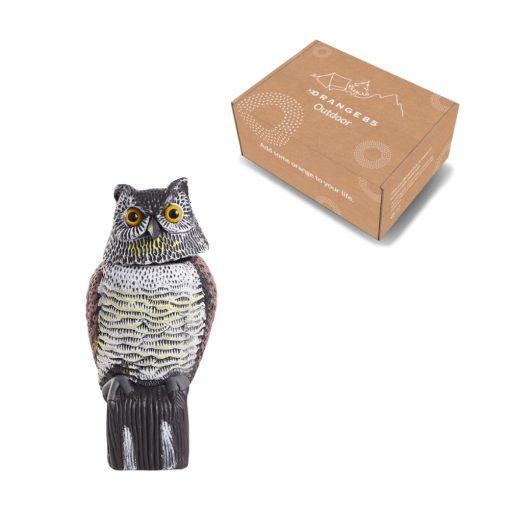 verpakking Vogelverjager uil