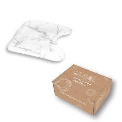 Wc mat marmerlook Product verpakking