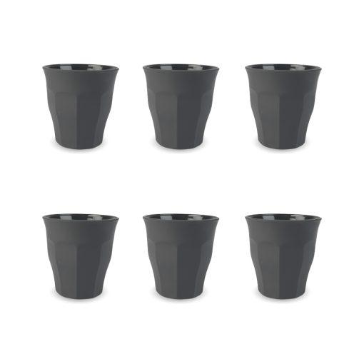 Duralex espresso kopjes vooraanzicht