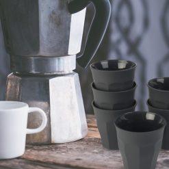 Duralex espresso kopjes sfeerbeeld
