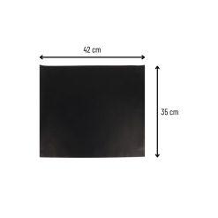 Orange85 Bakmat Herbruikbaar Zwart 42x35 cm 3_detail