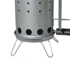 Orange85 Bbq Starter Houtskool Elektrisch Staal Zilver 3_detail