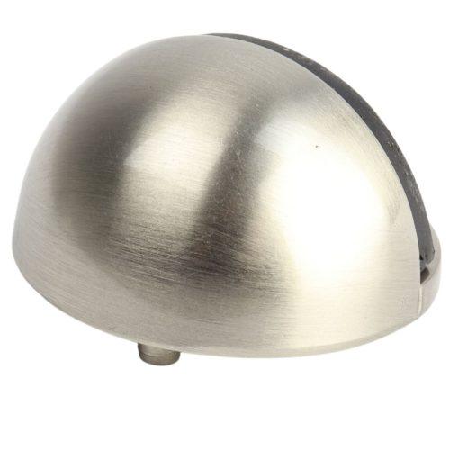 Orange85 Deurstopper met Schroef Zilver 4,5 cm Metaal