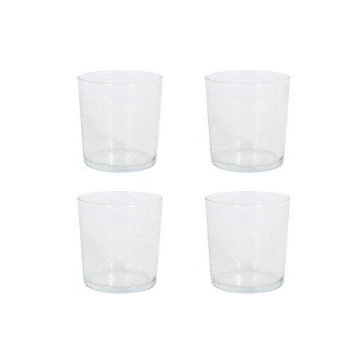 Orange85 Drinkglazen Pinta Rond 360 ml Set van 4 1_voor
