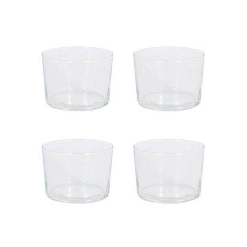 Orange85 Kleine Glazen 230 ml Set van 4 1_voor
