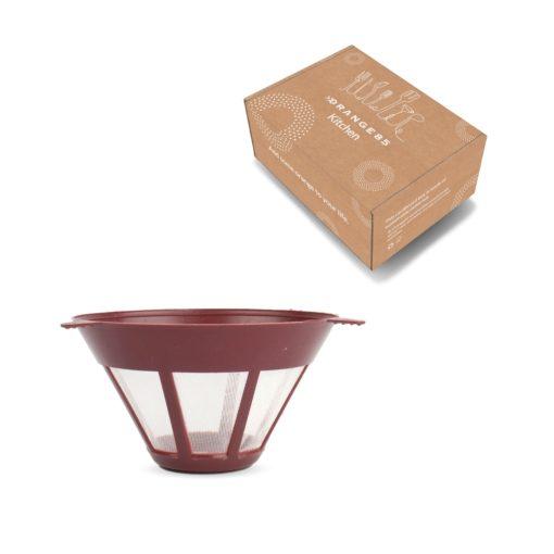 Koffiefilter permanent verpakking