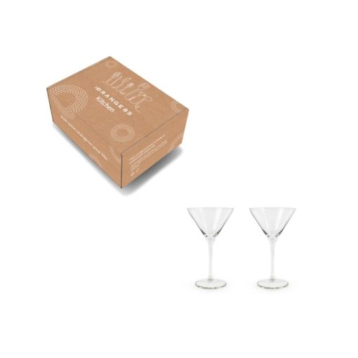 Orange85 Martini Glazen 260 ml Set van 2 4_verpakking