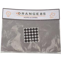 Orange85 Meubelvilt Plakvilt 25 Stuks Rond Bruin 1.5 cm Zelfklevend