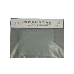 Orange85 Motorhoes voor Buiten Grijs 130x230 cm 3_verpakking