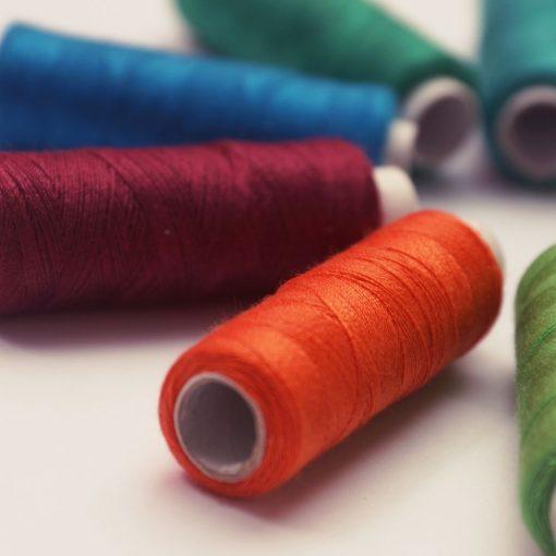 Orange85 Naaigaren voor Naaimachine Polyester Set van 101