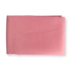Roze douchegordijn bovenaanzicht