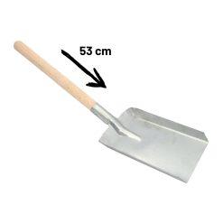 Orange85 Schop Zilver 53 cm Hout en metaal