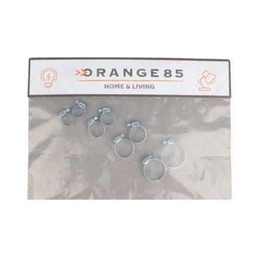 Orange85 Slangklem RVS 20-40 mm 8 stuks 6_verpakking