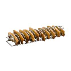 Orange85 Spareribs Rek Bbq Ovenrooster RVS 19 rijen Zilver 1_voor