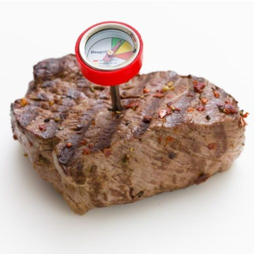 Orange85 Vleesthermometer Bbq Groen Geel Blauw Rood Set van 4 3_sfeer