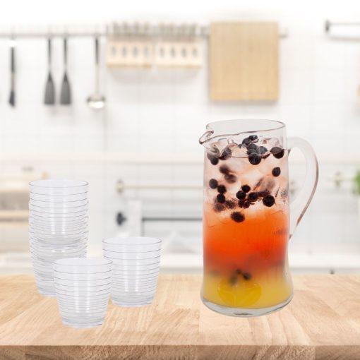 Orange85 Waterglazen 270 ml Set van 6 2_sfeer