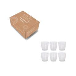 Orange85 Waterglazen 270 ml Set van 6 4_verpakking