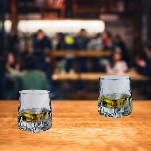 Orange85 Whisky Glazen 330 ml Set van 2 3_sfeer