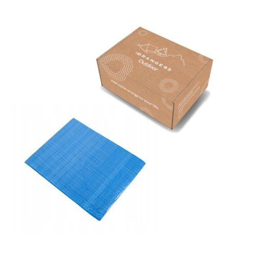 zwembad afdekzeil in verpakking