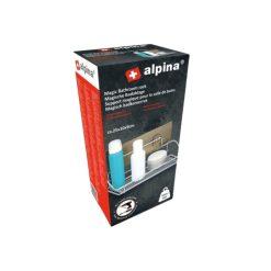 3Alpina Badkamerrek Hangend Zilver 25x10x9 cm Metaal Badkamer Accessoires_verpakking