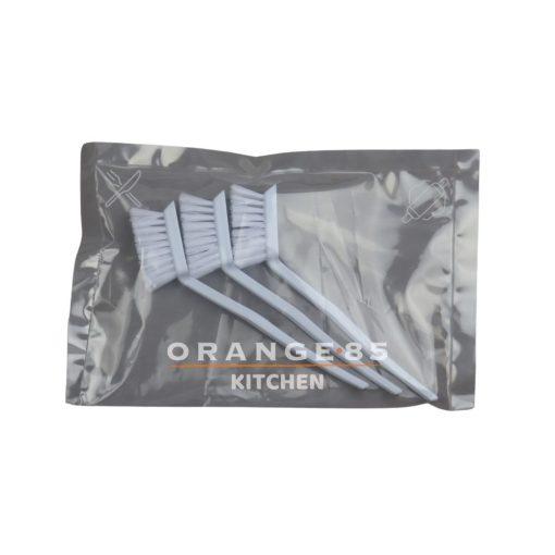 Orange85 Afwasborstel Schoonmaken 3 Stuks Wit 24x3 cm Kunststof Keukengerei 4_verpakking
