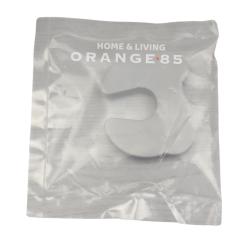 Orange85 Deurstopper Wit 11 cm