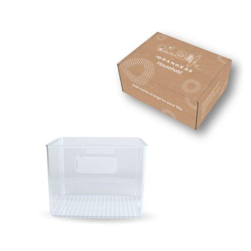 Koelkast organizer transparant verpakking