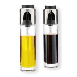 Orange85 Oliefles met Spray Transparant Kunststof