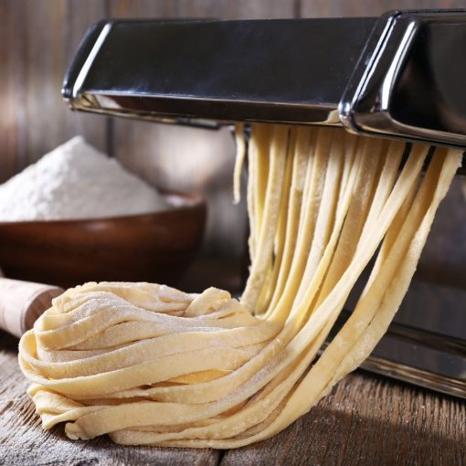 Pastamachine RVS sfeerbeeld
