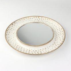 Spiegel rond set van 3 aanzicht