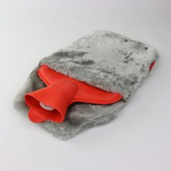 Orange85 Warmwaterkruik met Hoes Lama Grijs 1,8 Liter Termofor Bedkruik 5_detail