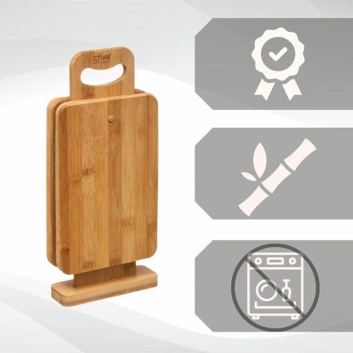 Borrelplank hout USP
